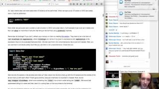 Solving random HackerRank problems
