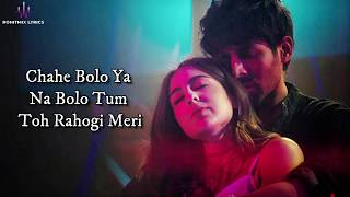 Rahogi Meri (LYRICS) - Love Aaj Kal | Kartik Aryan   - YouTube