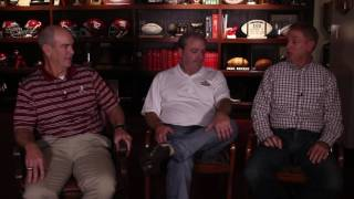 Brothers Gary and Jeff Rutledge Reminisce About the Wishbone Era