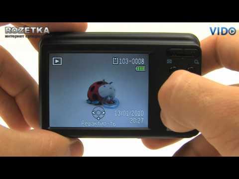 Фотокамера Pentax Optio E90