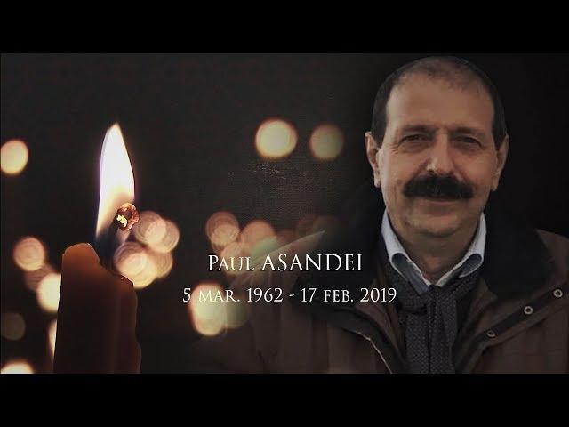Adunare priveghere Paul Asandei, Săvinești (NT), 18 februarie 2019
