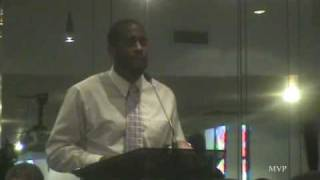 713.Yield Not To Temptation- Earl Washington, song leader