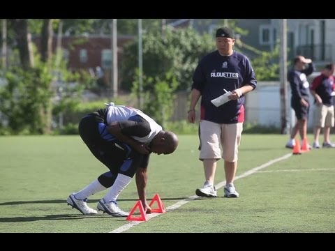 Montreal Alouettes tryout camp