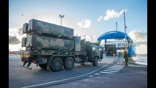 Kevadtormil osalev Poola raketiüksus kaitseb Eesti mereteid