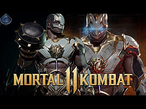 Mortal Kombat 11 Online - GOLDEN GERAS IS UNSTOPPABLE!