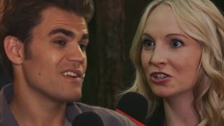 Катерина Грэхэм, The Vampire Diaries NEW Steroline & Bamon DETAILS!