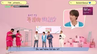 idol room winner episode 52 sub indo - TH-Clip
