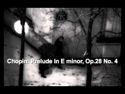 Chopin: Prelude in E minor, Op.28 No. 4