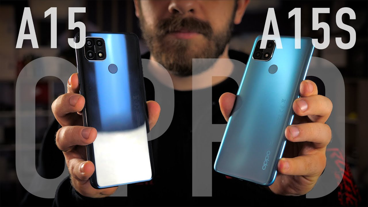 OPPO A15s 4/64GB (Blue) video preview