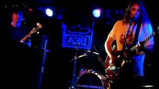 Shaking Godspeed – X-Ray Eyes, Live at A38 ship Budapest
