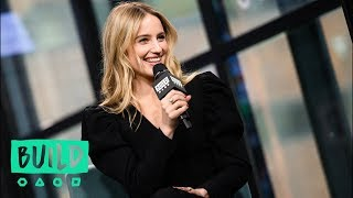 "Dianna Agron On Social Media And ""Glee"""