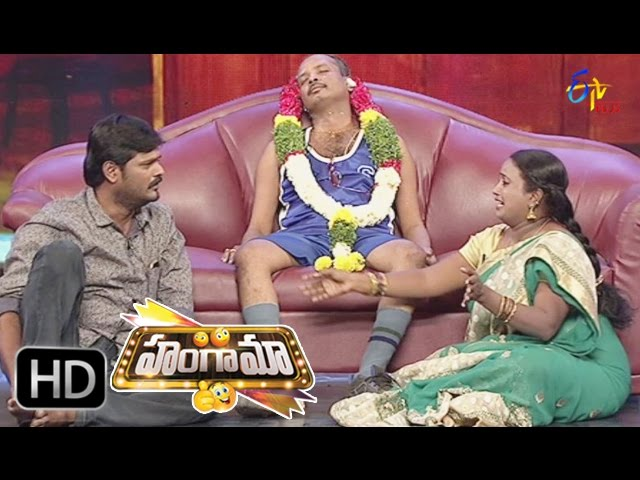 Hungama Comedy Show – 18th April 2017 – Episode 23 | ETV Plus