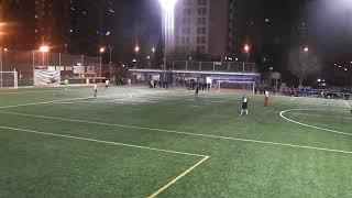 R.F.F.M - Jornada 13 - Primera Aficionados (Grupo 1): Unión Zona Norte 1-0 Cerceda C.F.
