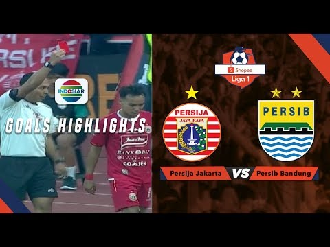 Download Persija Jakarta (1) vs Persib Bandung (1) - Goal Highlights | Shopee Liga 1 HD Mp4 3GP Video and MP3