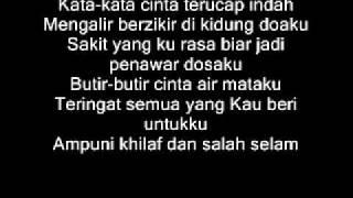 YouTube - Muhasabah Cinta Special Buat Ukhti NN.flv