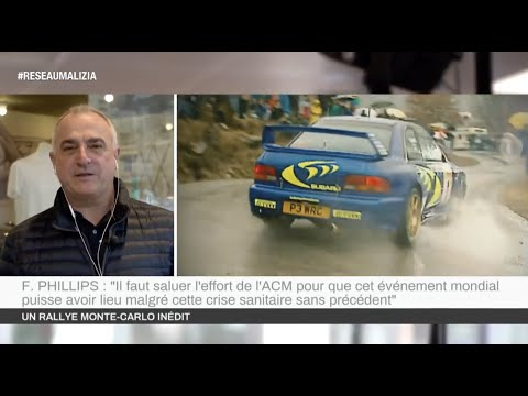 Rallye Monte-Carlo : Franck Phillips analyse l'édition 2021