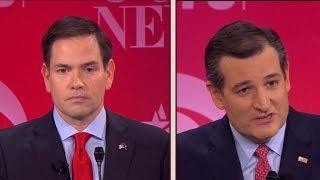 Marco Rubio and Ted Cruz