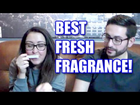 Best Fresh Fragrance / Cologne Chosen by my Wife!