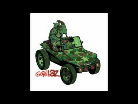 Gorillaz - Rock the House