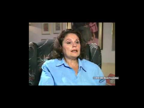 ניצולת השואה דיאן פנסטר מספרת על הצלתה ממחנה אגדה בידי סבין זלאטין