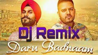 Daru Badnaam Remix Kamal Kahlon Param Singh Latest Punjabi Songs 2018 Remix