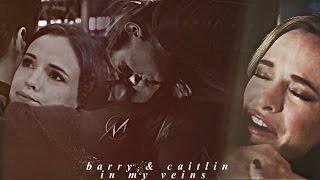 "Сериал ""Флэш"", ►Barry & Caitlin | In my veins [3x07] [wish #5]"