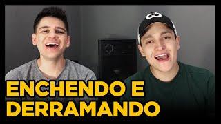 ENCHENDO E DERRAMANDO - ZÉ NETO & CRISTIANO (COVER TULIO E GABRIEL)
