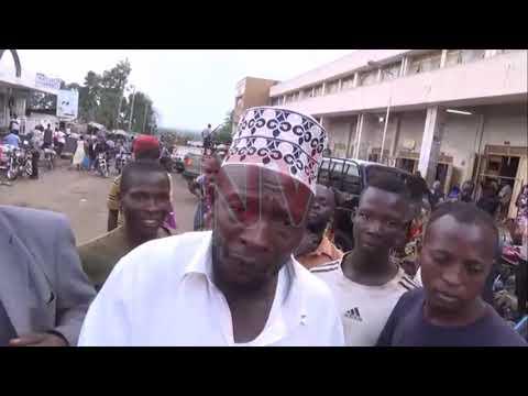 Ttiyaggaasi anyoose ng'akatale ke Mbale kaggalwa