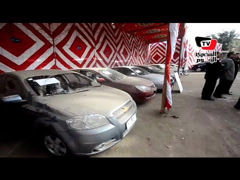 سقوط أكبر عصابة لسرقة السيارات بالغربية ومعرض لإعادتها بحضور المحافظ
