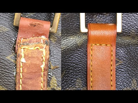 Louis Vuitton Epic repair fail