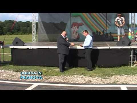 Emisiunea Undeva în Prahova – comuna Cocorăștii Mislii – 8 iunie 2014