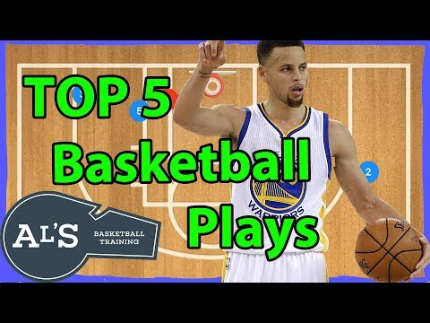 Top 5 Offensive Basketball Plays