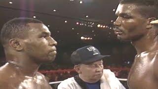 Mike Tyson's Intimidating Aura