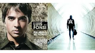 Luis Fonsi vs. Alan Walker - Rains and Fades Inside Me (Double Latin Mashup Remix)