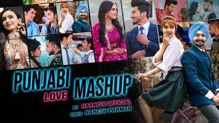 Punjabi Love Mashup 2020 By Harnish U0026 Naresh Parmar Latest