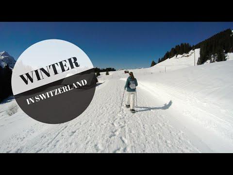 Winter in Switzerland | Dos Españoles por el Mundo