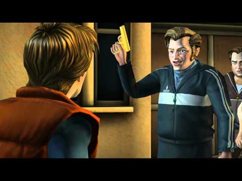 Back to the Future : The Game - Episode 2 : Get Tannen! Playstation 3