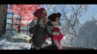 North Girl Armor Mod Showcase