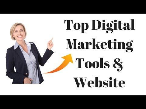 Top Digital Marketing and SEO Tools And website