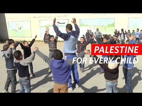 Palestine For Every Child