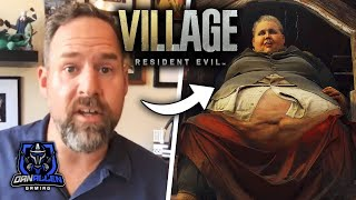 RESIDENT EVIL 8 VILLAGE - The Duke Voice Actor on Interesting Duke Theory and his Backstory