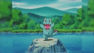 Tune in for Totodile!