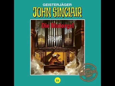 Jason Dark, John Sinclair Tonstudio Braun - Folge 33 - Die Blutorgel