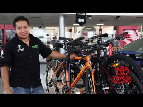 Cómo instalar un rack para bicicletas en tu auto