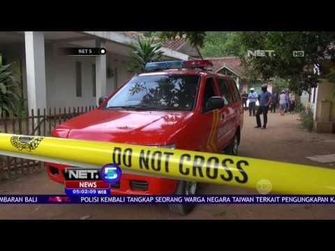 Densus 88 Amankan Rumah Terduga Teroris di Subang - NET 5