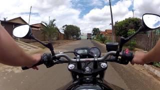 Acredite em você mesmo - Venda da Yamaha XJ6