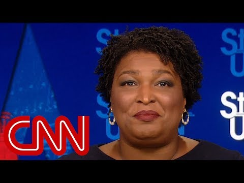 Stacey Abrams: 'Democracy failed' in Georgia governor race