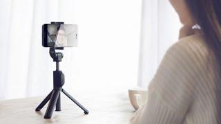 Mi Tripod Selfie Stick - обзор нового монопода с пультом от компании Xiaomi