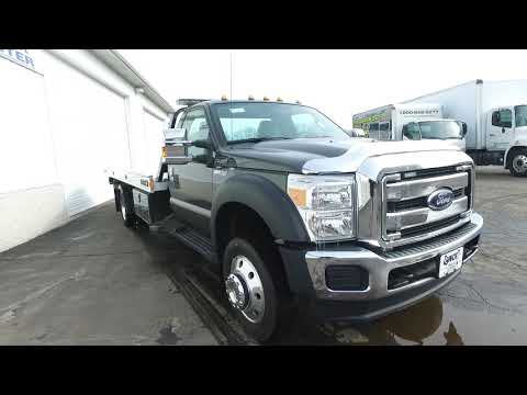 Pre-Owned 2016 Ford SUPER DUTY F-550 DRW XL