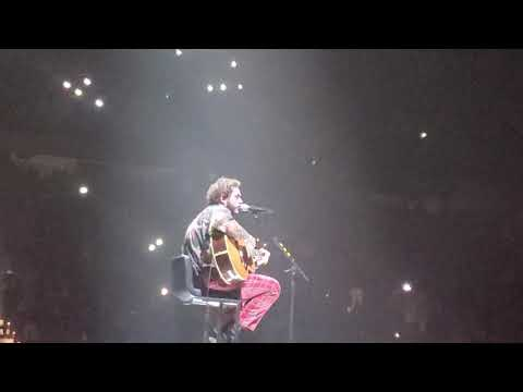 Stay- Post Malone Live Concert